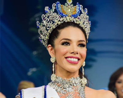 Interesting facts about Miss Venezuela 2019 Thalía Olvino