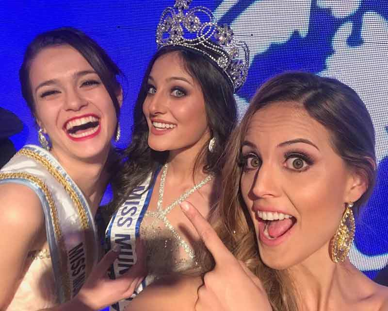 Avril Marco crowned Miss Mundo Argentina 2017