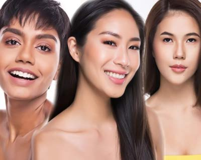 Miss Universe Singapore 2019 Top 3 Hot Picks
