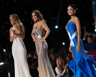 Check out the new format of Miss Universe 2016