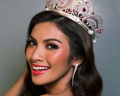 Filipina Katrina Llegado for Reina Hispanoamericana 2019 crown?