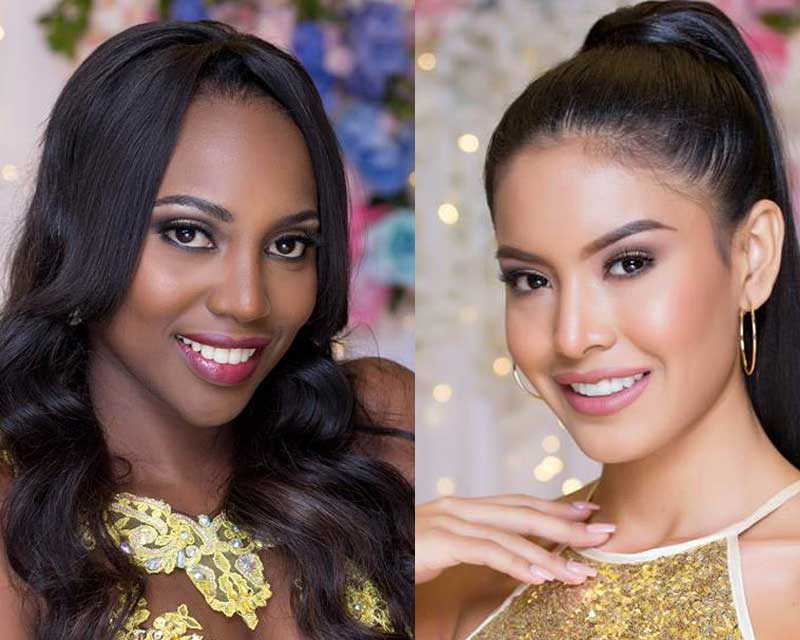 Miss Ecuador 2018 Top 5 Most Beautiful faces by Angelopedia