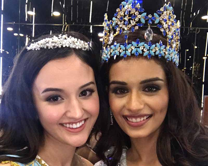 Miss World 2017 Continental Queens of Beauty