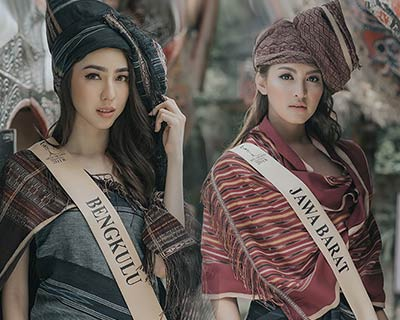 Miss Grand Indonesia 2018 Top 10 Hot Picks by Angelopedia