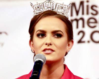 Miss America 2020 Camille Schrier makes history with two-year reign