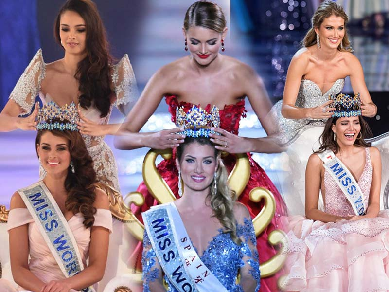 Miss World Past Winners and Some Interesting Facts
