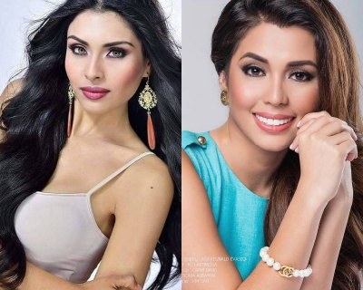 Kristal Silva and Mary Jean Lastimosa – Long Lost twins?