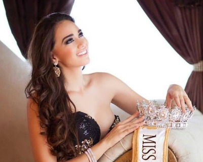 Can Mexico be the one to take this year's Miss Grand International 2016 crown?