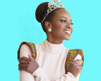 Mary Esther Were of Kenya is ready for the Miss Universe 2016 crown