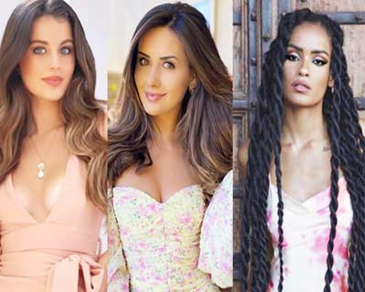 Miss Universe Australia 2020 Top 8 Final Hot Picks