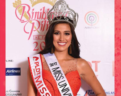 Here are few lesser known facts about Bb Pilipinas 2017 Rachel Louise Peters