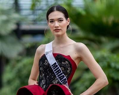Miriam Sornprommas to try her luck at Miss World Thailand 2020?