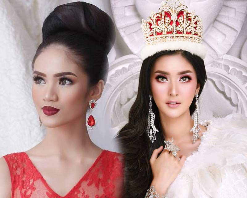 Indonesia – A bundle of surprise in International Pageants in 2017