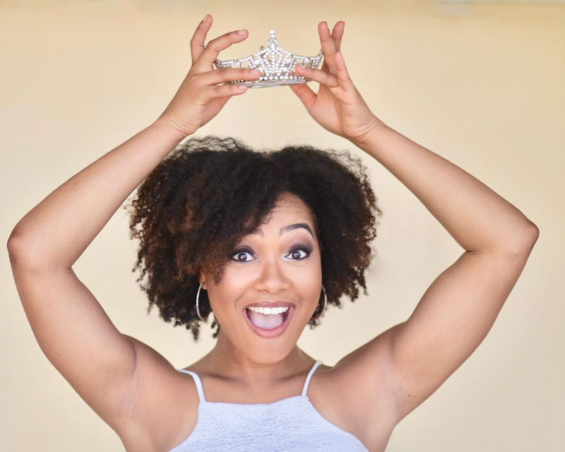 Holli Conway was crowned Miss Louisiana 2018