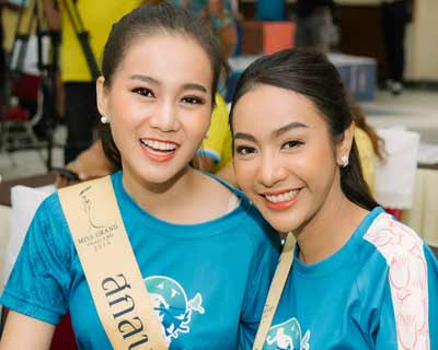 Miss Grand Thailand 2019 National Costume Competition Live Stream and Updates