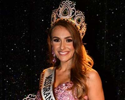 Emma Davies crowned Miss Grand Wales 2019