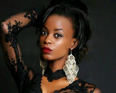 Evelyn Njambi Miss World 2016 Top 5 finalist is back to Kenya