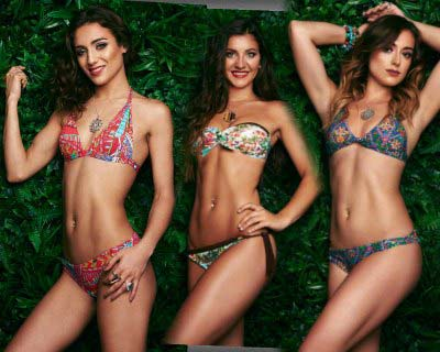 Miss Gibraltar 2017 Top 3 Hot Picks