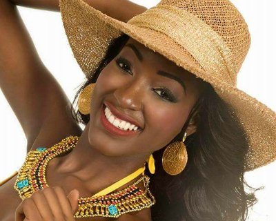 Angola's beauty Luisa Baptista wants the Miss Universe 2016 title
