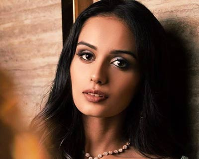 Former Miss World Manushi Chhillar embarks on a new journey into movies