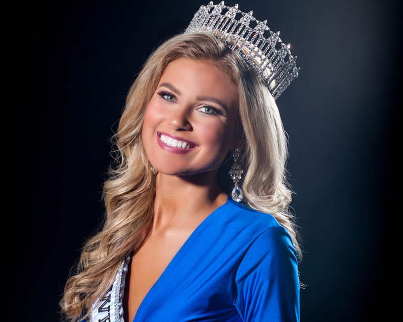 Casey Lassiter crowned Miss West Virginia USA 2018 for Miss USA 2018