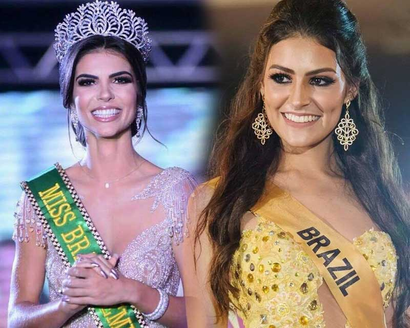 Brazil's notable performance in major beauty pageants in 2017