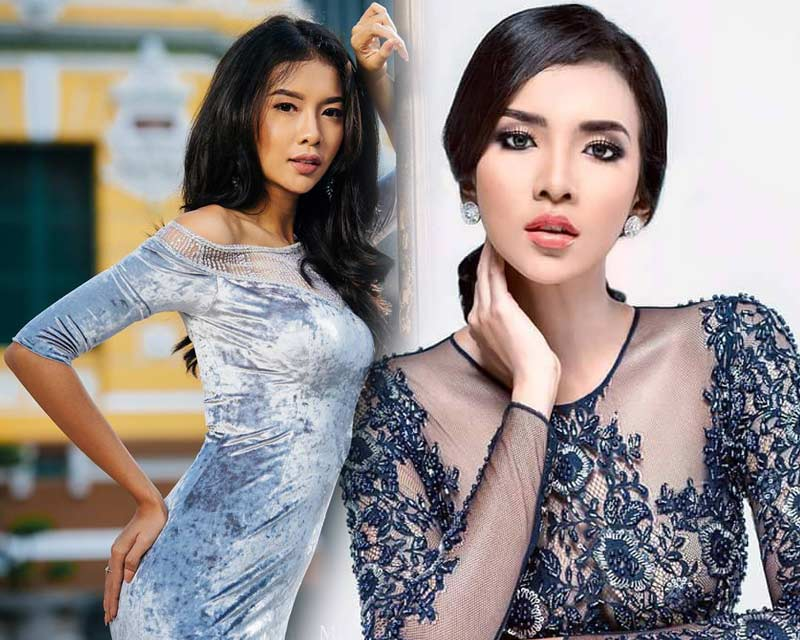 Dea Rizkita Miss Grand Indonesia 2017, our favourite for Miss Grand International 2017