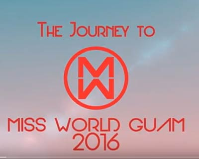 Miss World Guam 2016 Contestants Meet the Reigning Queen