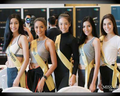 Watch Miss Grand Thailand 2017 Preliminary Competition Live