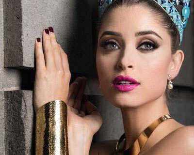 Ana Girault crowned as Miss World Mexico 2016
