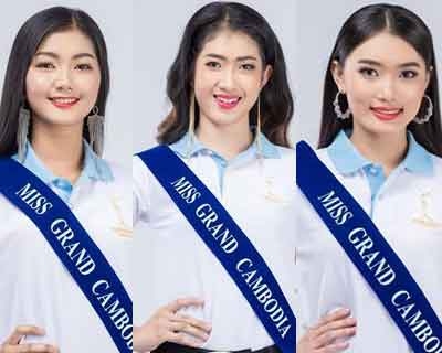 Miss Grand Cambodia 2019 Meet the Delegates