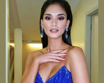 Pia Wurtzbach's emotional moment from Miss Universe 2016 backstage will melt your heart