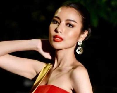 Kanyaphatsaporn Rungruang crowned Miss Grand Nan 2021 for Miss Grand Thailand 2021