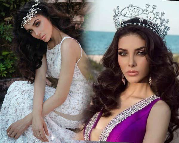 Citlaly Higuera to represent Mexico at Miss International 2017