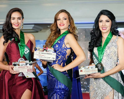 Miss Earth 2018 Long Gown Competition Results