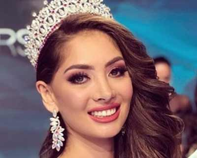 Yuridia Durán of Yucatan crowned Mexicana Internacional 2020 aka Miss International Mexico 2020