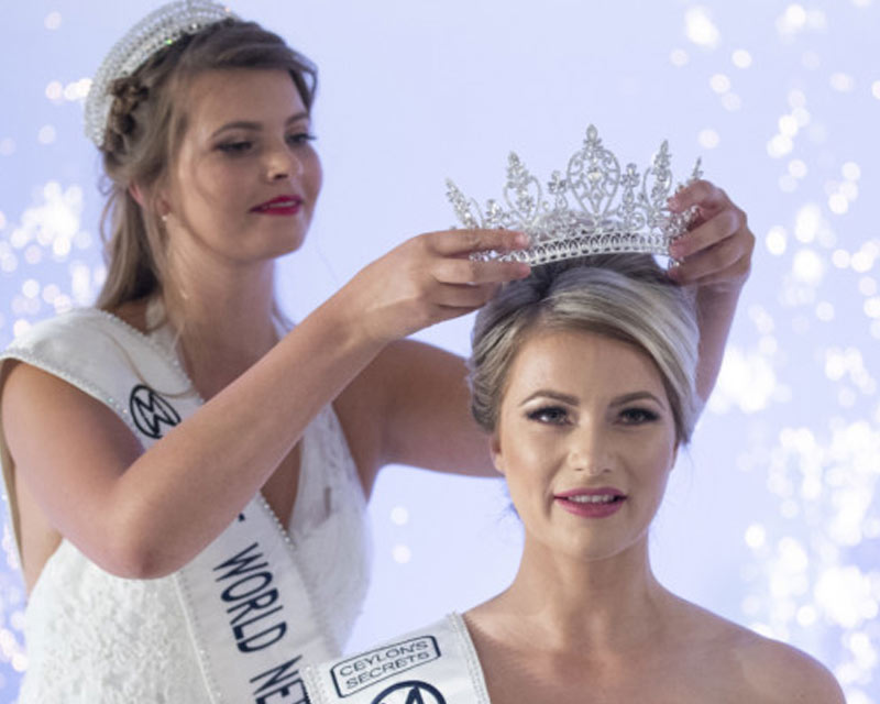 Leonie Hesselink crowned Miss World Netherlands 2018