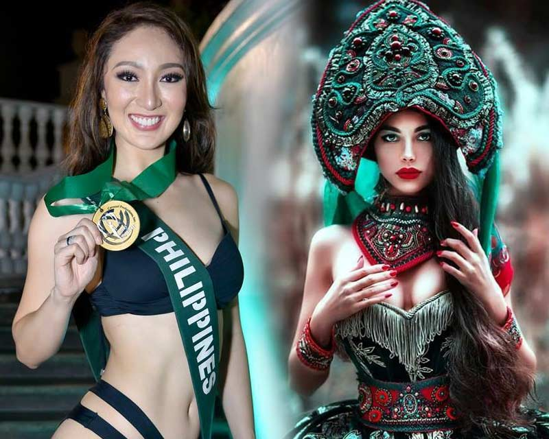 Philippines leads the Miss Earth 2017 Medal Tally
