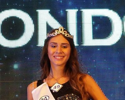 Greta Galassi crowned Miss World Italy 2015