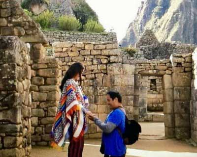Miss World Philippines 2014 Valerie is engaged