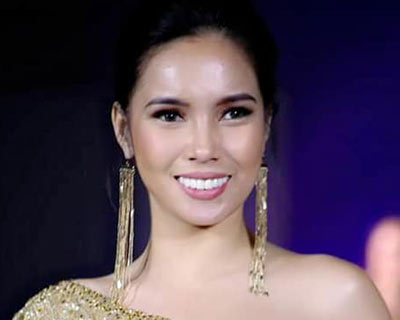 Miss Universe Philippines 2020 Top 52: Alexandra Abdon