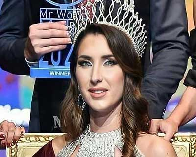 Naomi Dingli crowned Miss World Malta 2020