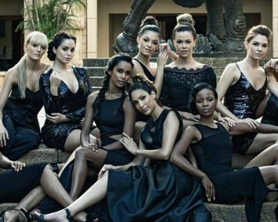 Miss South Africa 2017 finalists slay their official photoshoot