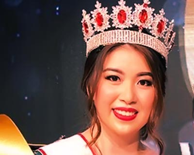 Sheen Cher crowned Miss World Singapore 2019