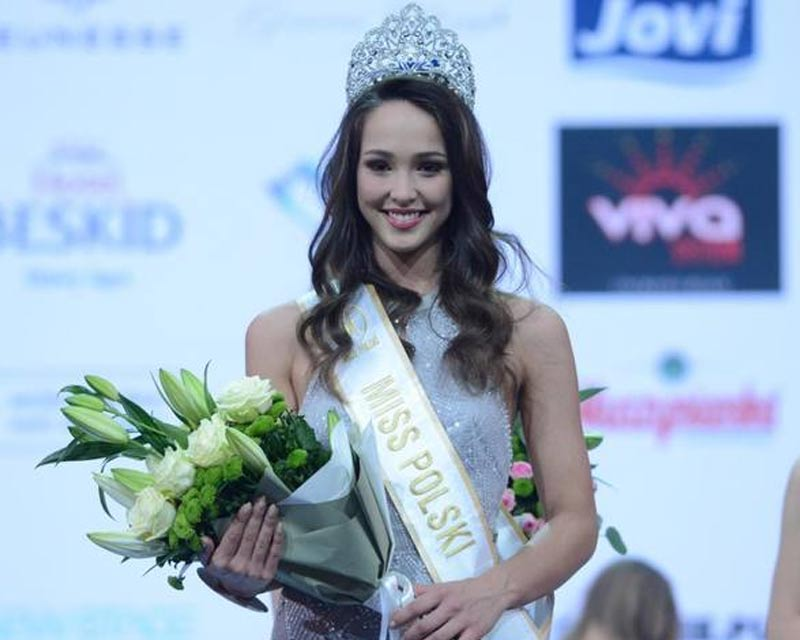 Kamila Świerc crowned Miss Polski 2017 (Miss World Poland 2018)