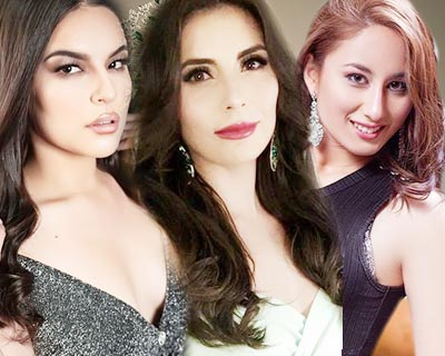 Miss Earth Chile 2020 Top 7 Hot Picks