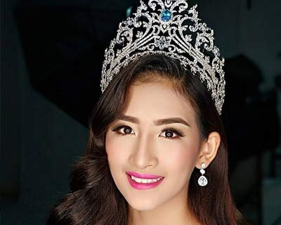 Han Thi Miss World Myanmar 2018, our favourite for Miss World 2018