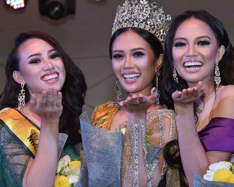 Debra Jeanne Poh crowned Miss Grand Malaysia 2018