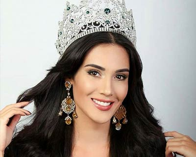 Yenny Carrillo crowned Miss Earth Colombia 2019