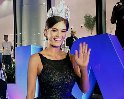 Miss Universe Governor's Ball – Pia Wurtzbach's speech